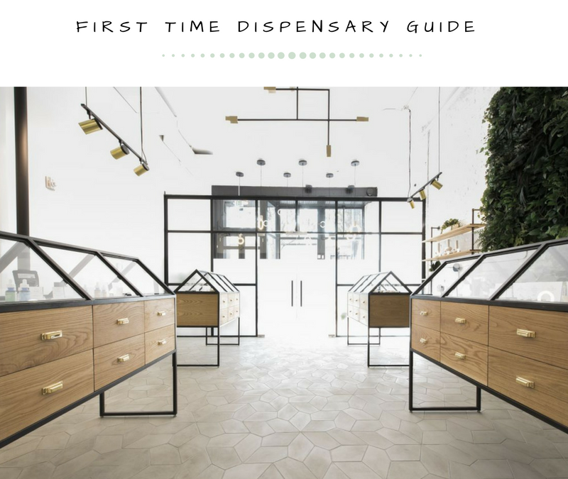 First Time Dispensary Guide