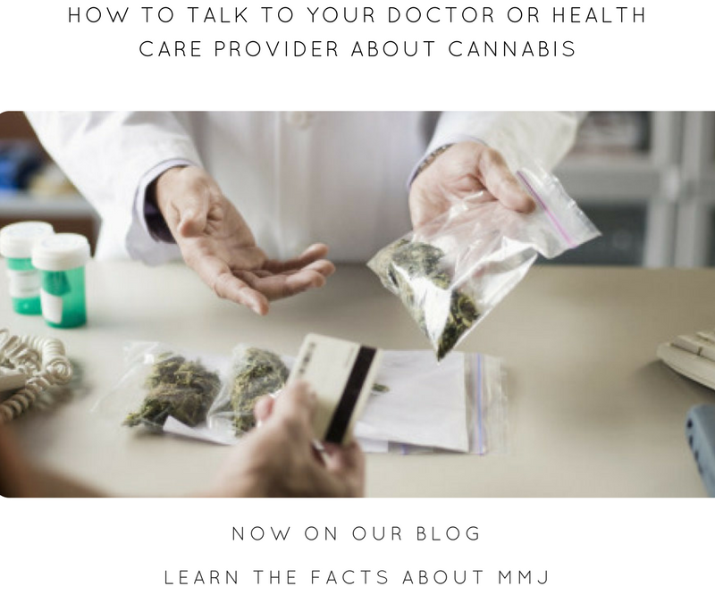 How to Talk to Your Doctor or Health Care Provider About Cannabis