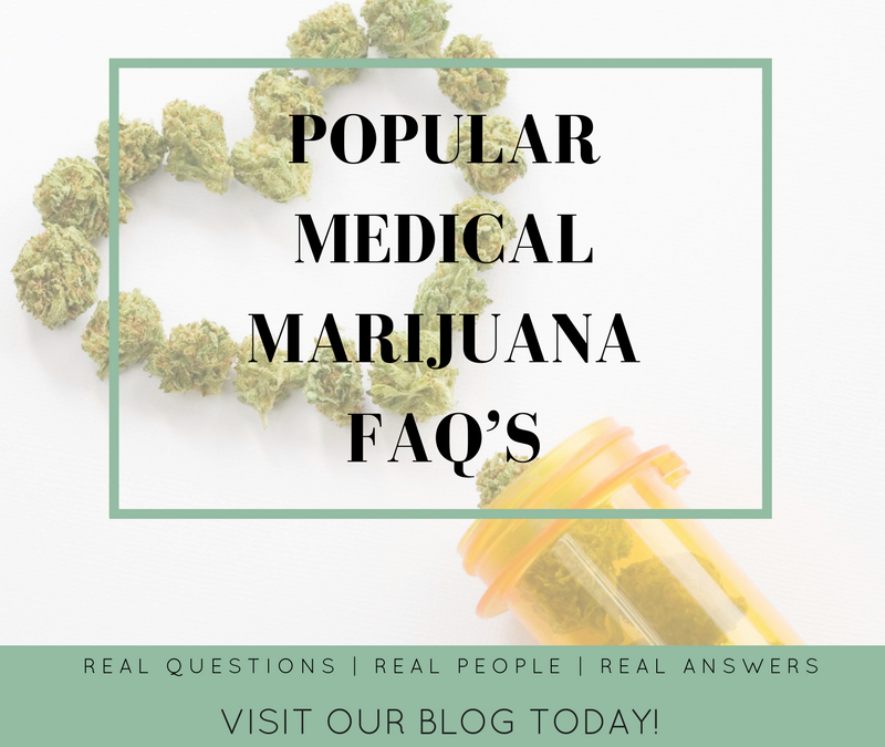 Popular Medical Marijuana FAQ's