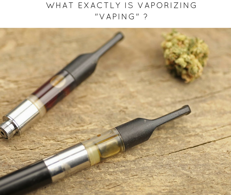 What is Vaping ?
